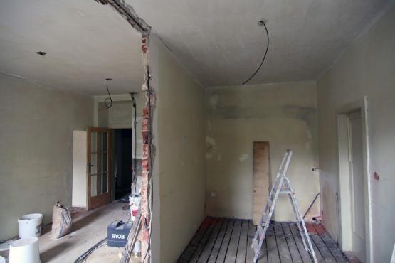 Rekonstrukce bytu na Žižkově
