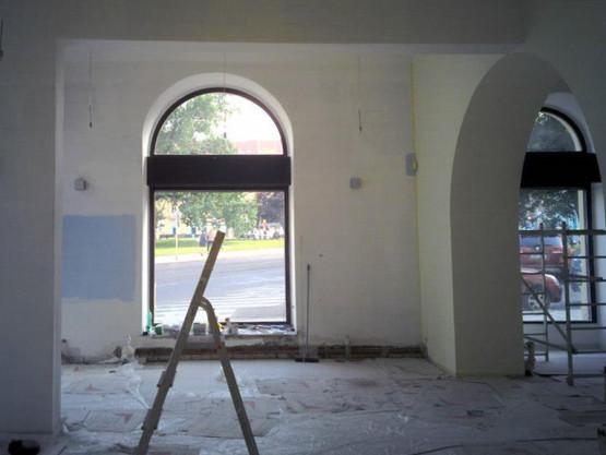 Rekonstrukce nebytových prostor Vemex ENERGIE