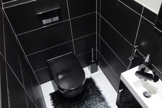 Rekonstrukce garsoniéry - WC po