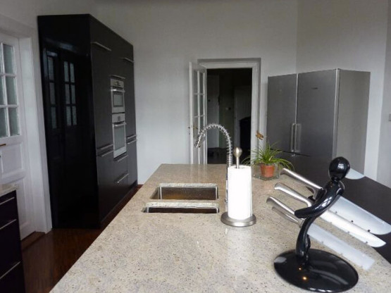 Kuchyně po rekonstrukci
