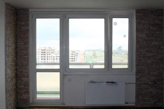 Rekonstrukce panelového bytu - Praha, Letňany